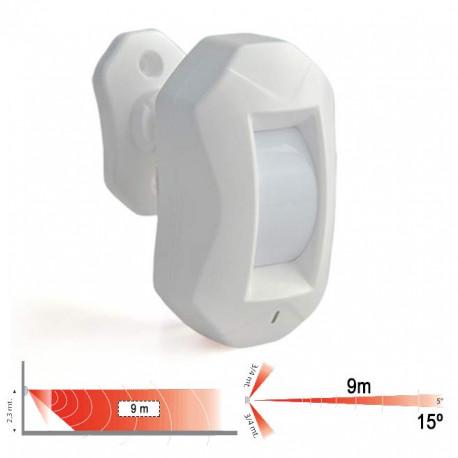 Movimiento Aviso Cortina Pantallas Sensor Y Relojes Para De Aqc354RLj
