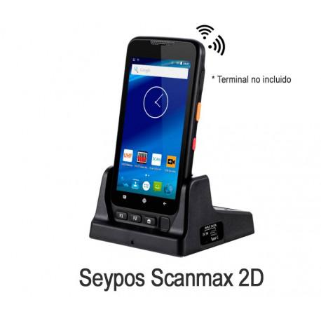 Cuna de carga para PDA Scanmax 22D