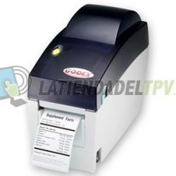 Godex DT2 impresora térmica de etiquetas