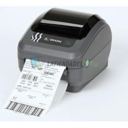 Zebra GK 420D impresora térmica de etiquetas
