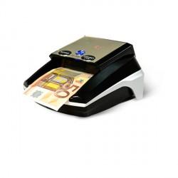 Detector de billetes falsos portátil actualizable