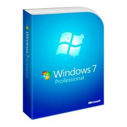 Microsoft Windows 7 Professional 32bits Service Pack 1 OEM