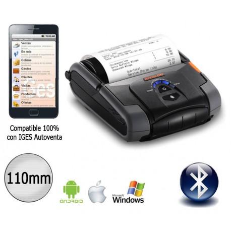 Impresora para autoventa Bixolon Bixolon SPP-R400