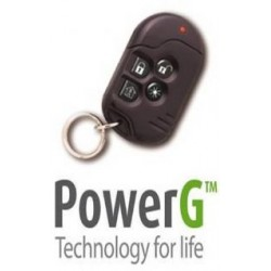 Mando a distancia 4 botones para Visonic Power G